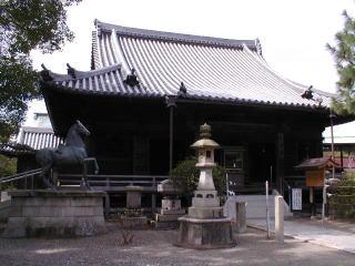 斑鳩寺聖徳殿前殿