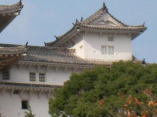 姫路城東小天守