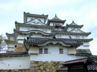 姫路城二の渡櫓