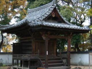 鶴林寺行者堂