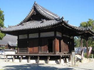鶴林寺護摩堂