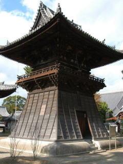 鶴林寺鐘楼
