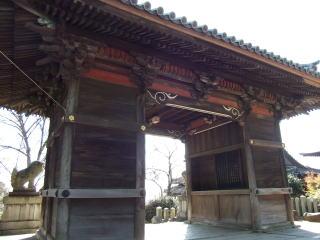 広峯神社随神門