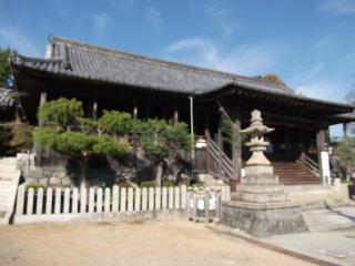 広峯神社拝殿