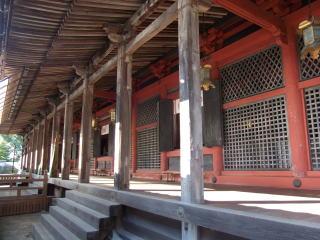 広峯神社本殿