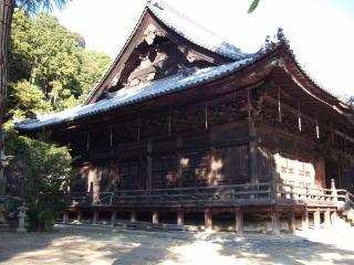 随願寺本堂