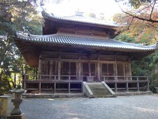 一乗寺常行堂