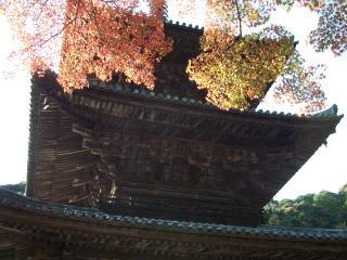 一乗寺三重塔