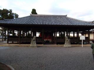 浄土寺八幡神社拝殿