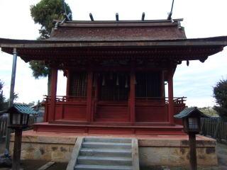 浄土寺八幡神社本殿