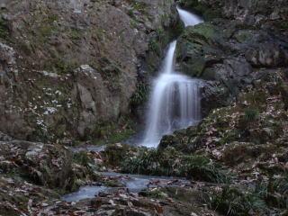 ツクバネの滝