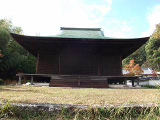 如意寺阿弥陀堂(常行堂)