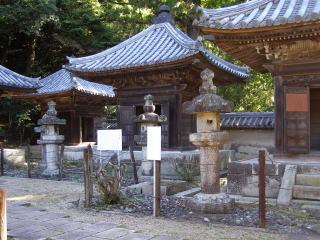 円教寺本多家墓所