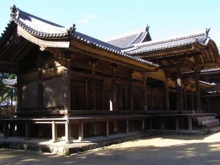 円教寺常行堂