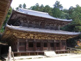 円教寺大講堂