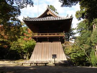 円教寺鐘楼