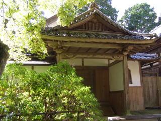 円教寺十地院