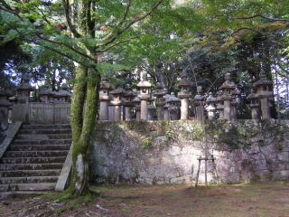 円教寺榊原家廟所