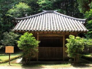 円教寺薬師堂