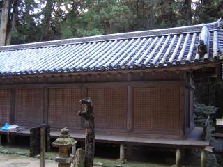円教寺奥之院
