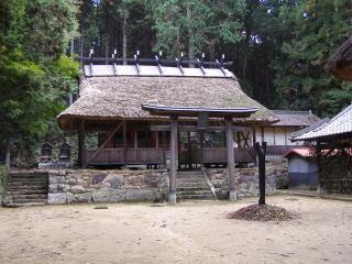住吉神社(上鴨川住吉神社)
