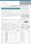 Hilltop Decorrelated Fund February 2015 Factsheet[4]