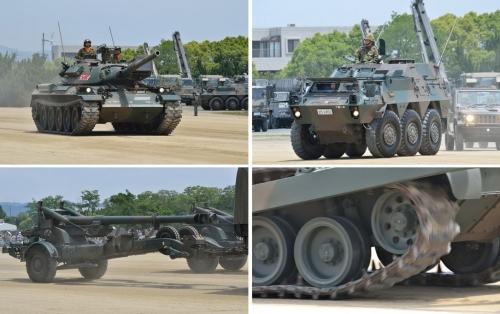 戦闘車両1