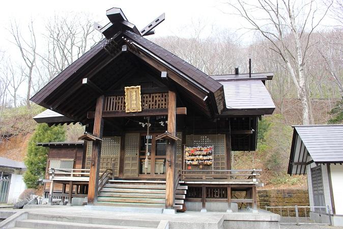 2014北海道旅行:登別温泉 湯澤神社2