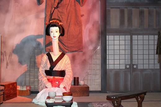 2014北海道旅行:登別伊達時代村 ろくろ首