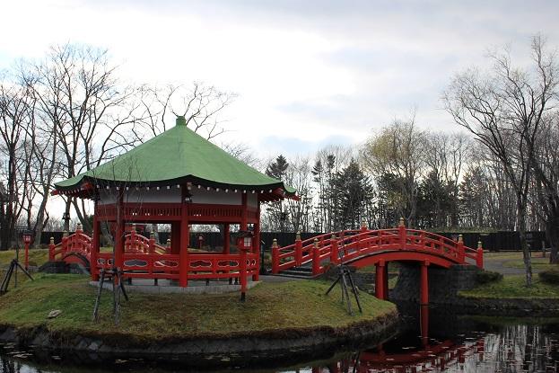 2014北海道旅行:登別伊達時代村3