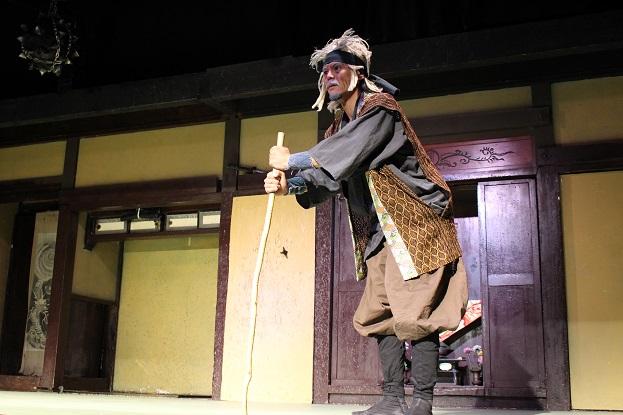 2014北海道旅行:登別伊達時代村 忍び外伝