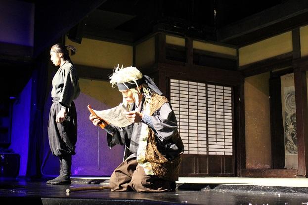 2014北海道旅行:登別伊達時代村 忍び外伝2