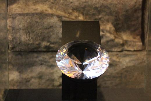 2015カナダ旅行:0212イエローナイフ ダイアモンド