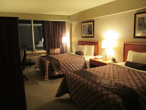 トロント:ナイアガラフォールズ オークスホテル