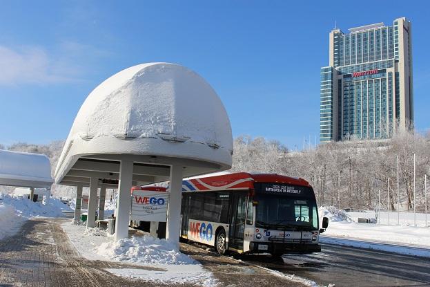 2015カナダ旅行:0213トロント テーブルロック バス