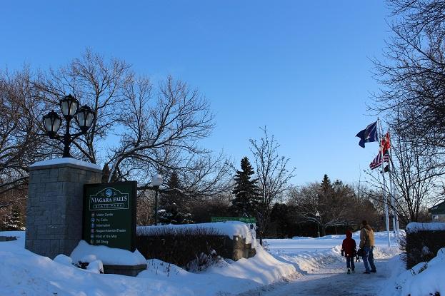 2015カナダ旅行:0213アメリカ ナイアガラ・フォールズ州立公園2