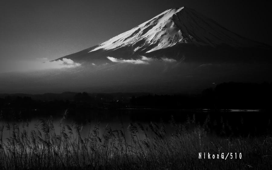 ある日の富士山