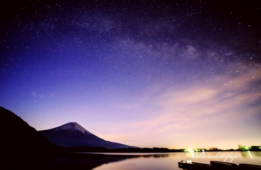田貫湖 天の川SX