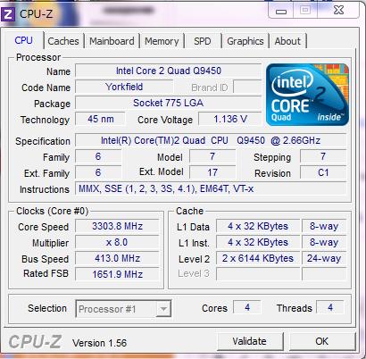 CPU構成