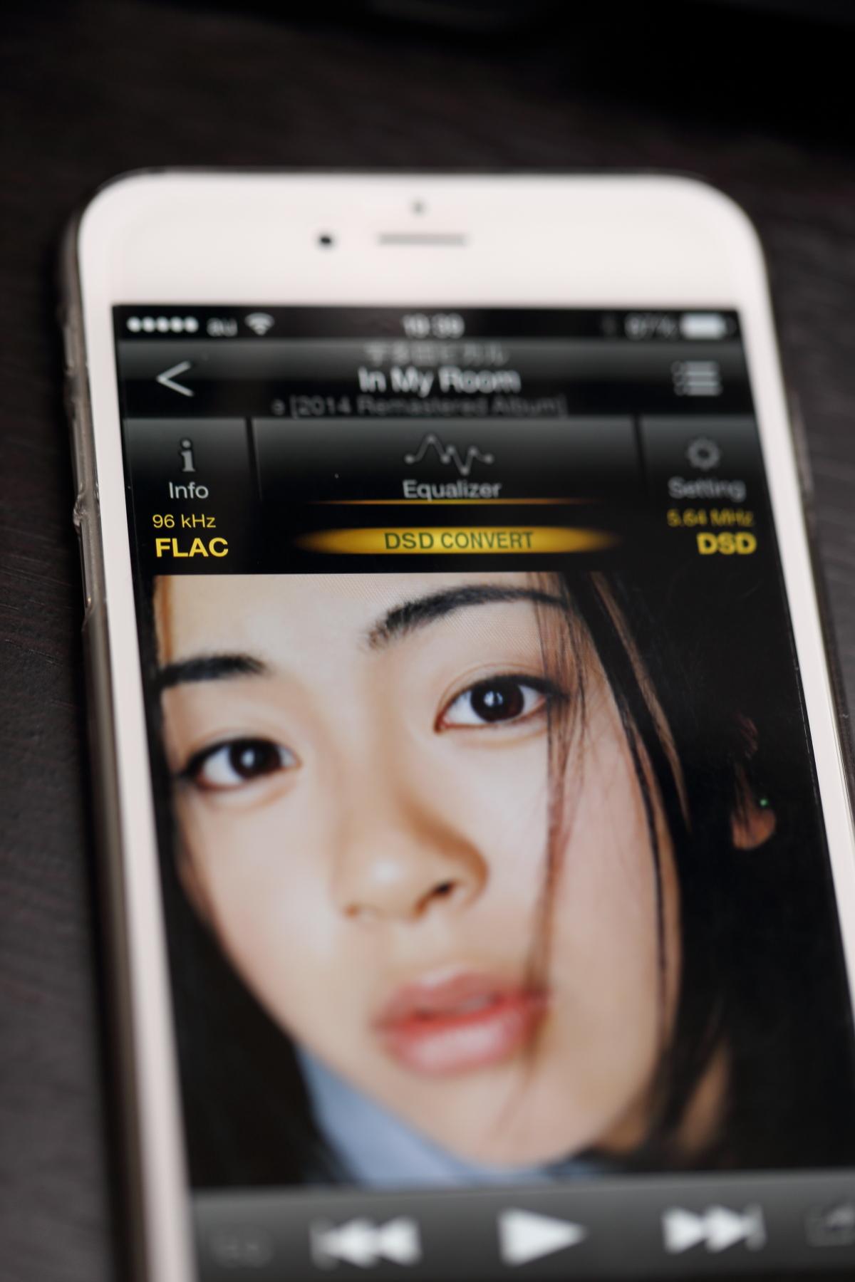 iPhone6プレーヤー