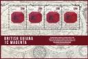 英領ギアナ1c切手