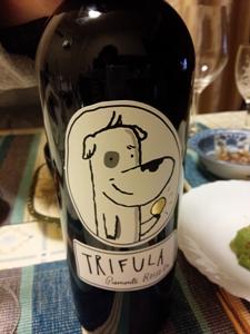 ワイン・TRIFULA