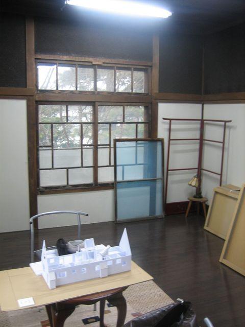 円山の家幽霊室