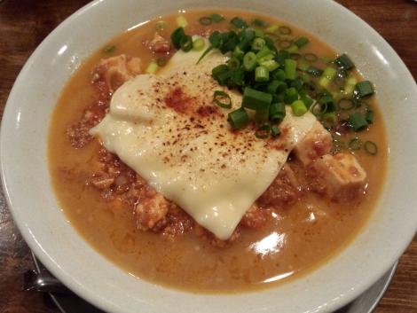 トマチー麻婆らー麺