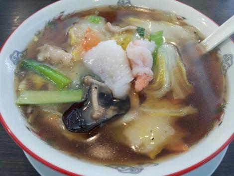 タン麺醤油味
