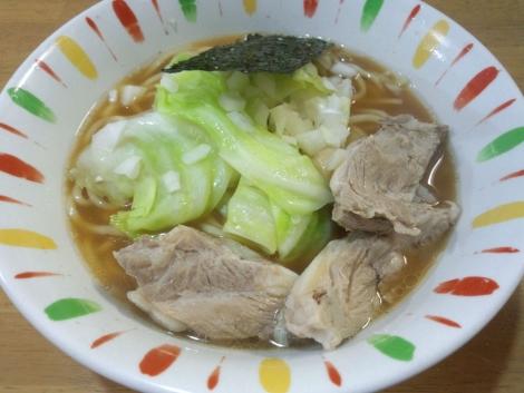 野獣バクテー麺