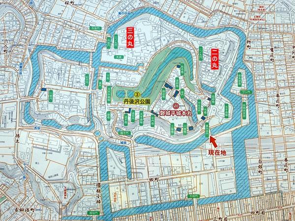 磐城平城地図