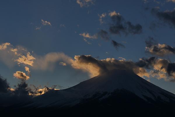 富士山 P1260238