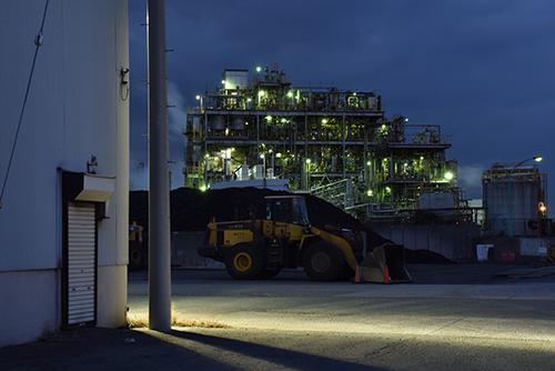 川崎工場夜景 DSC_1531