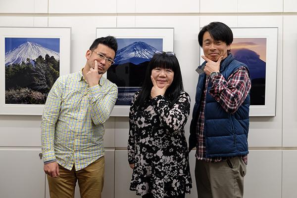 2015.02.07 秦先生&鹿野先生